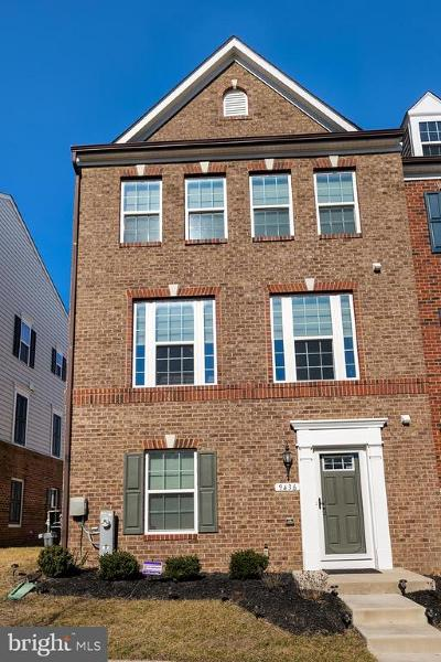 Owings Mills Townhouse For Sale: 9436 Ballard Green Drive