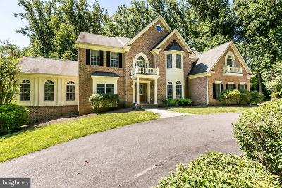 Lutherville, Lutherville Timonium, Lutherville-timonium, Timonium Single Family Home For Sale: 909 Hillstead Drive
