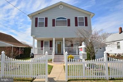 Baltimore Single Family Home For Sale: 7619 Spruce Road