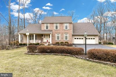 Baltimore County Single Family Home For Sale: 26 Dulaney Hills Court