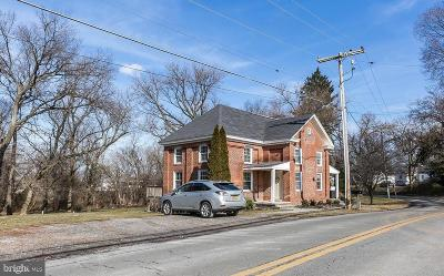 Reisterstown Multi Family Home For Sale: 13928 Old Hanover Road