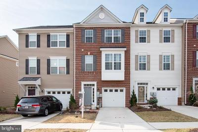 Baltimore County Townhouse For Sale: 9523 Elizabeth Howe Lane
