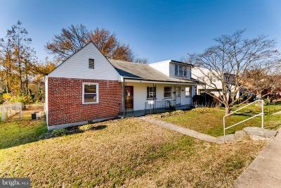 Single Family Home For Sale: 616 Dale Avenue