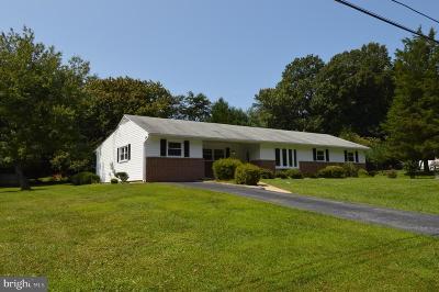 Reisterstown Single Family Home For Sale: 106 Sunnyking