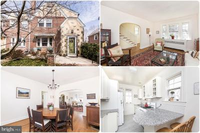Baltimore Townhouse For Sale: 406 Hopkins Road