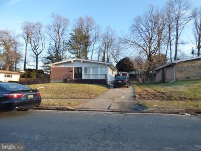 Baltimore County Single Family Home For Sale: 4711 Three Oaks Road
