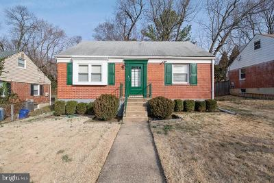 Baltimore Single Family Home For Sale: 924 Milford Mill Road
