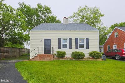 Baltimore County Single Family Home For Sale: 7917 Rolling View Avenue
