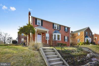 Baltimore Single Family Home For Sale: 2 Dunmore Road