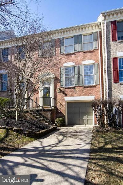 Baltimore County Townhouse For Sale: 20 Goucher Woods Court