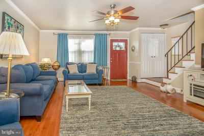 Baltimore Townhouse For Sale: 3636 Double Rock Lane