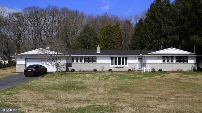 Single Family Home For Sale: 12106 Jerusalem Road