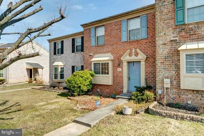 Baltimore County Townhouse For Sale: 14 Bryce Court