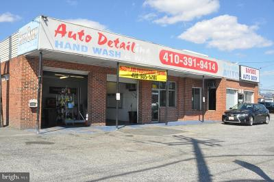 Commercial For Sale: 310 Eastern Boulevard