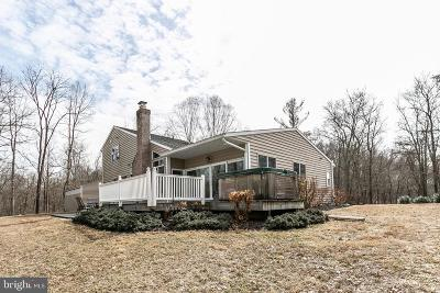 Single Family Home For Sale: 1718 Hunter Mill Road