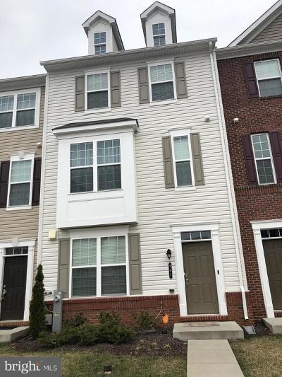 Reisterstown Townhouse For Sale: 502 Halite Drive