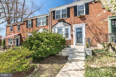 Baltimore County Townhouse For Sale: 7226 Lanark Road