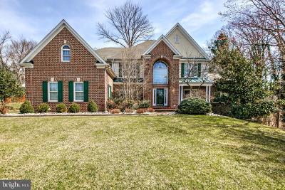 Baltimore Single Family Home For Sale: 3 Hambleton Court