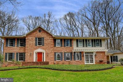 Reisterstown Single Family Home For Sale: 13003 Talisman Road