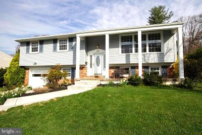 Baltimore County Single Family Home For Sale: 2104 Triandos Drive
