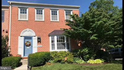 Baltimore County Townhouse For Sale: 2309 Wonderview Road