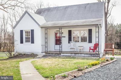 Single Family Home For Sale: 12013 Jerusalem Road