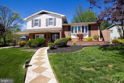 Baltimore Single Family Home For Sale: 1622 Weyburn Road
