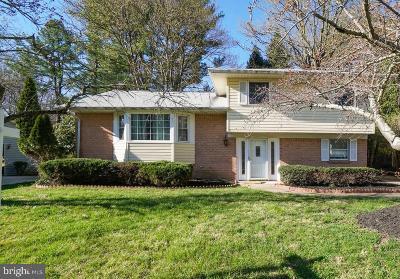 Randallstown Single Family Home For Sale: 9719 Plowline Road