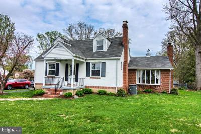 Baltimore Single Family Home For Sale: 4108 Pine Hill Road