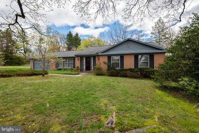 Baltimore County Single Family Home For Sale: 1 Wine Spring Garth