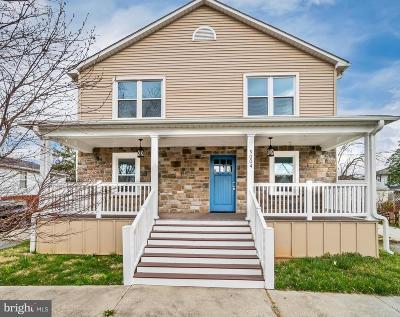 Randallstown Single Family Home For Sale: 9004 Wilbur Avenue