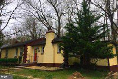Pikesville Single Family Home Under Contract: 4111 Bedford Road