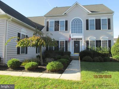 Owings Mills Single Family Home Under Contract: 841 Crystal Palace Court