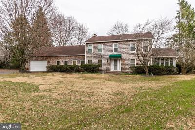 Owings Mills Single Family Home For Sale: 3809 Thoroughbred Lane