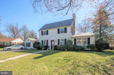 Baltimore County Single Family Home For Sale: 818 Trafalgar Road