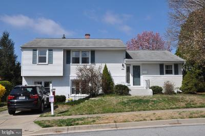 Baltimore County Single Family Home For Sale: 1322 Malbay Drive