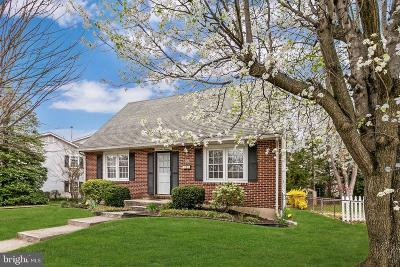 Baltimore MD Single Family Home For Sale: $369,900