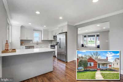 Baltimore Single Family Home For Sale: 4217 Soth Avenue