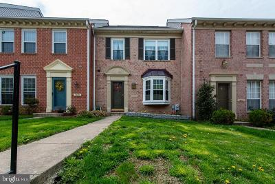 Baltimore County Townhouse For Sale: 3940 Forest Valley Road