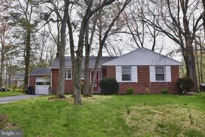 Nottingham Single Family Home For Sale: 9408 Pinedale Circle