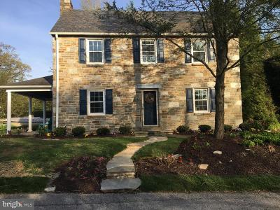 Baltimore County Single Family Home For Sale: 615 W Joppa Road