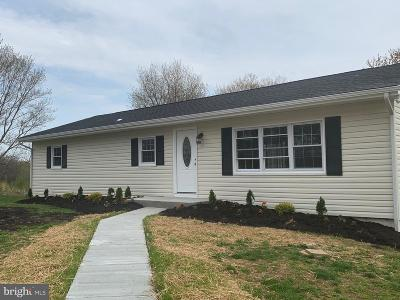 Reisterstown Single Family Home For Sale: 4821 Pleasant Grove Road