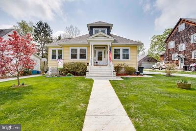 Baltimore Single Family Home For Sale: 521 Regester Avenue