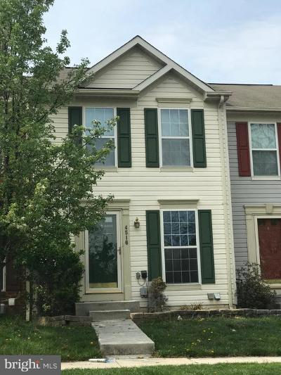 Owings Mills Townhouse Under Contract: 4516 Donatello Square