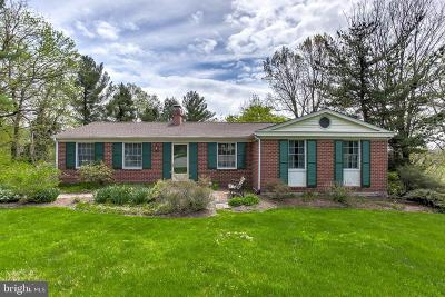 Baltimore County Single Family Home For Sale: 1229 Wine Spring Lane