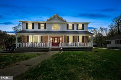 Baltimore Single Family Home For Sale: 2229 Holly Neck Road