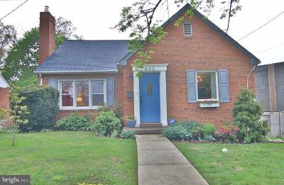 Baltimore Single Family Home For Sale: 602 Woodsdale Road
