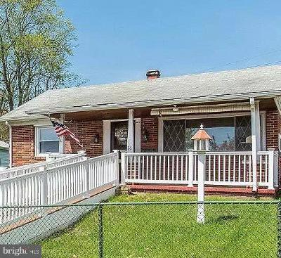 Baltimore Single Family Home For Sale: 36 Compass Road