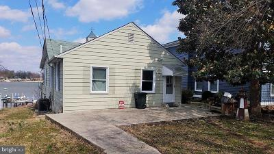 Essex Single Family Home Active Under Contract: 205 Saint Marys Road