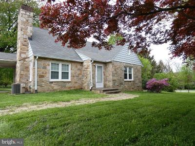Randallstown Single Family Home For Sale: 10207 Liberty Road